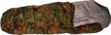 Spací pytel 230x80/55cm, spacák, do -10°C CAMOUFLAGE - MUMIE